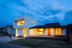 家族と庭と暮らす家【House for living with family and garden】#igawa_arch#house
