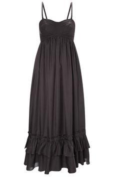 Warehouse Daytime Casual Look- cute black maxi dress Pretty Outfits, Pretty Dresses, Beautiful Dresses, Punk, Dressed To Kill, Alternative Fashion, Dress Skirt, Dress Red, Dress To Impress