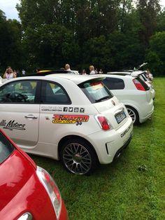 Abarth 500 with Ragazzon Exhaust System via Campello Motors. #abarth #tuning #ragazzonexhaust #campellomotors @abarthuk @teamabarth