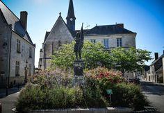 la médiévale de Jeanne d'Arc , Ste Catherine de fierbois