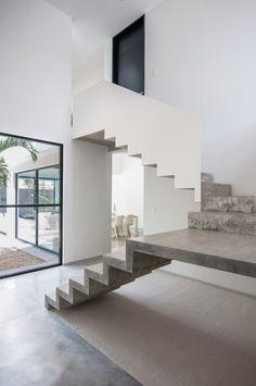 Garcias' House by Warm Architects (Design Team: Carlos Armando del Castillo Huerta, Adriana Diaz Santin, Joaquin Morales Sarmiento) / Cancún, Quintana Roo, Mexico
