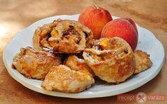 Tekeredő gyümölcsös sütemény. Barackos csiga recept Készítsd el akár 2, vagy 12 főre, a Receptvarazs.hu ebben is segít!