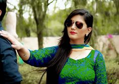 The controversial Bigg Boss winner and popular Haryanvi singwer and dancer Sapna Chaudhary is all set to make her debut in Hindi films with Smile Pictures, Smile Pics, Actress Anushka, Cute Images, Hd Images, Picture Collection, India Beauty, Hd Photos, Beauty Women