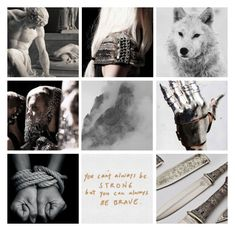 """you're a warrior, warriors don't give up and they don't back down. pick up your sword and shield and fight"" by call-it-courage ❤ liked on Polyvore featuring art and emilysmoodboards"
