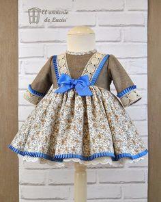 Vestido De Vuelo Ananda El Armario De Lucia Bestido Nina