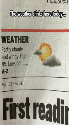 Funny pictures about The Weather For Today. Oh, and cool pics about The Weather For Today. Also, The Weather For Today photos. Funny Memes, Jokes, Funny Stuff, Funny Ads, Freaking Hilarious, Funny Photos, Best Funny Pictures, Funniest Photos, Funny