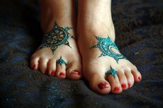 Crimson Art Henna