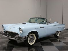1957 Ford Thunderbird for sale - Lithia Springs, GA   OldCarOnline.com…