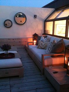Outdoor areas for-the-home
