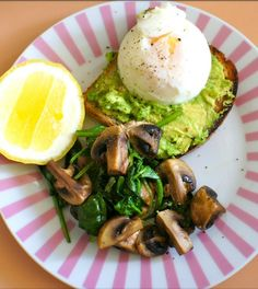 Delicious healthy breakfast idea.  www.beautyinbne.com