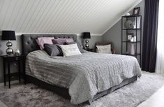 # Bedroom # Bedroom inspiration # Bedroom inspiration – # blackEyeliner # Bedroom # Bedroom inspiration - 2 Source by Attic Bedrooms, Small Room Bedroom, Master Bedroom, Bedroom Decor, Small Bedrooms, Bungalow Bedroom, My New Room, Home Furniture, New Homes