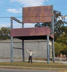 World's Largest Chair Anniston, Alabama