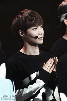 EXO Lay and his innocent face thoo♡ #yixing