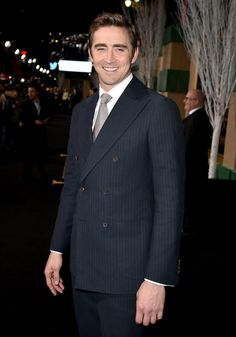 """Lee Pace at the {Premiere Of New Line Cinema, MGM Pictures And Warner Bros. Pictures' """"The Hobbit: The Battle Of The Five Armies"""" - Red Carpet} Oklahoma, Lee Pace Thranduil, New Line Cinema, Handsome Actors, Universal Pictures, Christian Grey, Celebs, Celebrities, In Hollywood"""