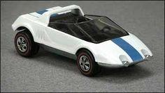 Hot Wheels Jack Rabbit Special 1970