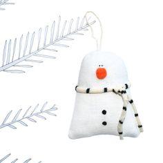 Snowman Tree Decoration - Christmas Ornament