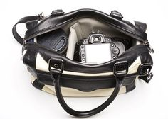 Let the Roma camera insert transform your favorite non-camera bag into a protective space for your gear.