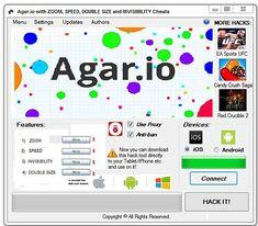 agar.io hack apk download free