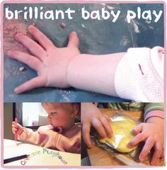 Brilliant Baby Play from Creative Playhouse