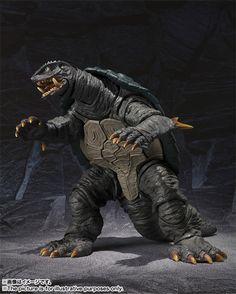 SH Monsterarts Gamera