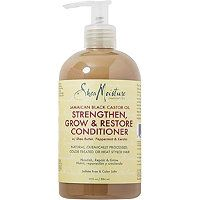 SheaMoisture Jamaican Black Castor Oil Strengthen Grow & Restore Rinse Out Conditioner