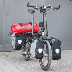 Tern Verge folding bike