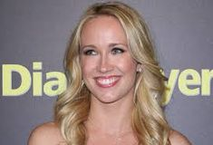 Anna Camp Embraces Spring in Blumarine Frock and Brian Atwood Sandals Anna Camp, New Comedies, Brian Atwood, Frocks, Pink Dress, Designer Shoes, Legs, Hot, Sandals