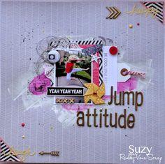 Jump attitude