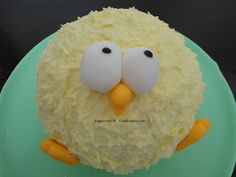 Easter Cake or Cupcakes