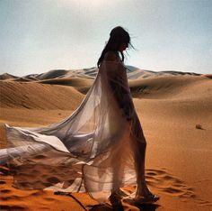 desert, walking in my life, beautiful model in the desert by crystal tonic.