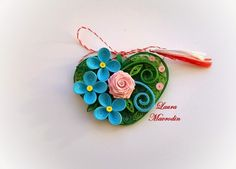 quilling my passion: Martisoare Paper Quilling Cards, Quilling Art, Quilling Ideas, Quilling Patterns, Quilling Designs, Origami, Painting Teacher, Rakhi Design, Quilled Creations
