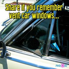 I sure miss these.   My Ford Falcon still has one...best air conditioner in the world!