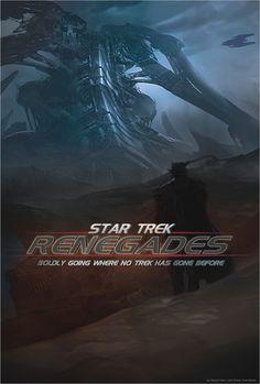 'Star Trek' clama por volver a su terreno predilecto: la pequeña pantalla. Desde la cancelación de 'Enterprise', hace ya siete años, los trekkies siguen disfrutando de propuestas del género a través de Series online como 'Star Trek: Phase 2′, rindiendo homenaje a la serie original, continuando el viaje del capitán Kirk. De la mano del mismo equipo que nos trajo 'Star Trek: Of Gods and Men' llega 'Star Trek: Renegades', que se difundirá como piloto. Ya tiene PÓSTER y TRÁILER.