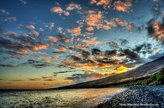 Kaupo Side ~ Photo by Mike Neal, Maui.