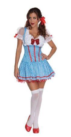 31 de agosto, el traje de Dorothy de El Mago de Oz incluye un vestido Dorothy, arcos rojos, Código: SAVE20 O Envío gratis sin mínimo con un artículo de Halloween. .. Más sobre el traje de Dorothy adulto de El Mago de Oz: Sigue el color amarillo.