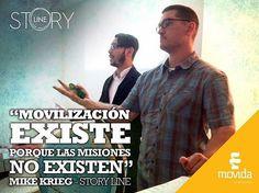 "Via @gostoryline - ""Mobilization exists because missions doesn't."" #missionsmobilization #missionsquotes #mobilisation #mobilizer #mobiliser #majorityworld #latino #español #mission #missions #storyline #movida #praysendgo"