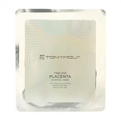 [TONYMOLY] Timeless Placenta Hydro Gel Mask (1EA)