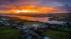 Portnasun, Ballyshannon, County Donegal. - http://bestdronestobuy.com/portnasun-ballyshannon-county-donegal/