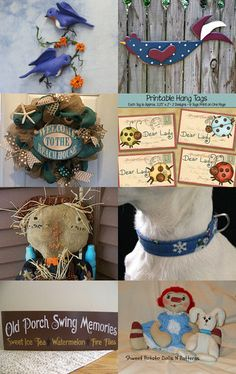 Handmade and Heartfelt Artists by Judy Aussenhofer on Etsy--Pinned with TreasuryPin.com