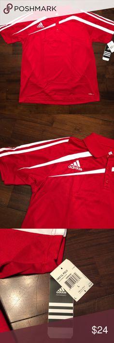 NWT Adidas Men TIRO 17 Climawarm Top Jersey L//S Tee Soccer Shirts Neck Training