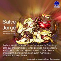 Salve Jorge universo natural