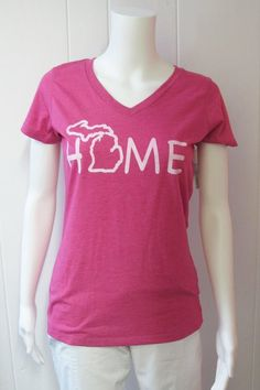 """Home Tee 
