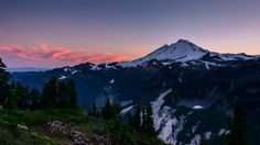 8 Easy Hikes In Washington That Lead To Picture Perfect Sunset Views