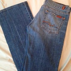 7 for all mankind flare size 28 7 for all mankind flare size 28 7 for all Mankind Jeans Flare & Wide Leg