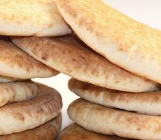 Pan Arabe o pan de pita