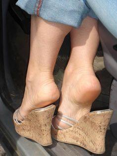 Mistress Shoe Wedges