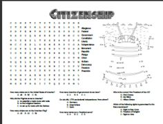 Printables Cub Scout Worksheets girl scouts character words and on pinterest citizenship connection worksheet