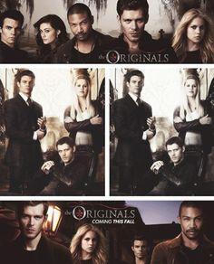 The Originals | I think I'm loving this show more than TVD