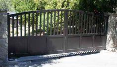 Wrought iron gates, driveway gates, gate automation