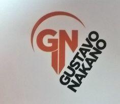 Gosto de achar logos diferentes, esta tem um G e N muito interessante.